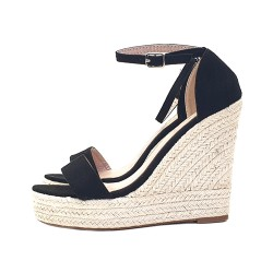SEXY WEDGE CLOGS IN ROPE...