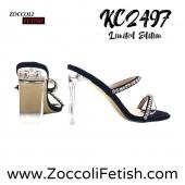 New Entry ! KC2497 Nero Limited Edition  Disponibile qui -> https://bit.ly/2Zb2aSb  Scegli fra le migliaia di combinazioni che offrono i brand Kiara Shoes e Gioie Italiane ! Per info e acquisti contattaci su messenger 💌 o al numero WhatsApp 3332624851 📲 Le spedizioni potrebbero subire dei ritardi 🚛 Shipments may be delayed ✈️ ➡www.zoccolifetish.com Your erotic Shoe ❤️ - - - - - - - - - -  #zoccolifetish #zoccolialti #mules #sexymules #muleshoes #personalized #highheelsfetish #heelsfetish #limitededition #tacchisexy #tacchialtissimi #tacchialti #shoefetish #shoefielicious #shoeporn #shoesaddiction #skyhighheels #shopping #shoppingonline #feetworship #likethis #followers #seguici #seguimi #followme #follow