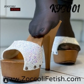 K93001 Glitter Tnx @heelsaddictedwife  Per info e acquisti contattaci su messenger 💌 o al numero WhatsApp 3332624851 📲 Le spedizioni potrebbero subire dei ritardi 🚛 Shipments may be delayed ✈️ ➡www.zoccolifetish.com Your erotic Shoe ❤️ - - - - - - - - - -  #zoccolifetish #zoccolialti #mules #sexymules #muleshoes #glitter #highheelsfetish #heelsfetish #heelsaddict #tacchisexy #tacchialtissimi #tacchialti #shoefetish #shoefielicious #shoeporn #shoesaddiction #skyhighheels #shopping #shoppingonline #feetworship #likethis #followers #seguici #seguimi #followme #follow