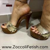 Personalizza il tuo zoccolo! Scegli fra le migliaia di combinazioni che offrono i brand Kiara Shoes e Gioie Italiane ! Per info e acquisti contattaci su messenger 💌 o al numero WhatsApp 3332624851 📲 Le spedizioni potrebbero subire dei ritardi 🚛 Shipments may be delayed ✈️ ➡www.zoccolifetish.com Your erotic Shoe ❤️ - - - - - - - - - -  #zoccolifetish #zoccolialti #mules #sexymules #muleshoes #personalized #highheelsfetish #heelsfetish #heelsaddict #tacchisexy #tacchialtissimi #tacchialti #shoefetish #shoefielicious #shoeporn #shoesaddiction #skyhighheels #shopping #shoppingonline #feetworship #likethis #followers #seguici #seguimi #followme #follow