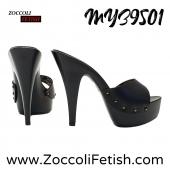 My39501 Nero Per info e acquisti contattaci su messenger 💌 o al numero WhatsApp 3332624851 📲 Le spedizioni potrebbero subire dei ritardi 🚛 Shipments may be delayed ✈️ ➡www.zoccolifetish.com Your erotic Shoe ❤️ - - - - - - - - - -  #zoccolifetish #zoccolialti #mules #sexymules #muleshoes #black #highheelsfetish #heelsfetish #heelsaddict #tacchisexy #tacchialtissimi #tacchialti #shoefetish #shoefielicious #shoeporn #shoesaddiction #skyhighheels #shopping #shoppingonline #feetworship #likethis #followers #seguici #seguimi #followme #follow