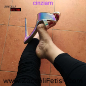 @messinacinzia con i Multicolor Sandal 🌈 🔍KC18103 MULTICOLOR su www.zoccolifetish.it Per info o acquisti contattaci in DM 💌 o al numero Whatsapp 3332624851 📲 Le spedizioni potrebbero subire dei ritardi 🚛 Per altri modelli della nostra linea vai al link in bio 👆 *for info or purchase contact us in DM  Or on Whatsapp number 3332624851 Shipments may be delayed  For other models look at the link in bio  . . . #zoccolifetish #fetishclogs #multicolorclogs #zoccoletti #sandalswithheels #sandals #sandali #sandálias #sabot #mule #heelclogs #heels #highheels #scarpeonline #scarpe #scarpecontacco #clogs #clog #clogsandals #heelclogs #heel #heellover #shoesonline #instashop #shoppingonline #instashopping #zoccolidilegno #clogshoes #highheelclogs #schuhe #holzschuhe