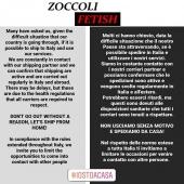 Avviso importante dallo Staff Zoccoli Fetish  #avviso #iostoacasa #iorestoacasa #negozio #calzature #zoccolifetish #acquisti #shoppingonline #shopping ❤❤❤